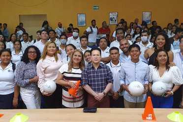 """El """"Semáforo Deportivo"""" de la Fundación Alfredo Harp Helú para el Deporte se activó en Guerrero"""