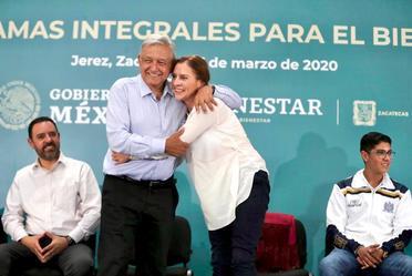 Programas Integrales para el Bienestar, desde Jerez de García Salinas, Zacatecas