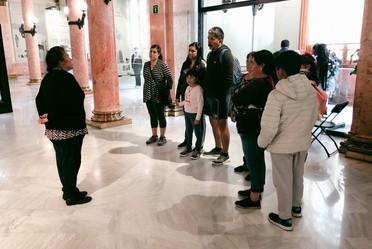 Visita Guiadas al DIF