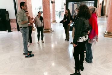 Visita guiadas - Personal Correos de México (SEPOMEX)