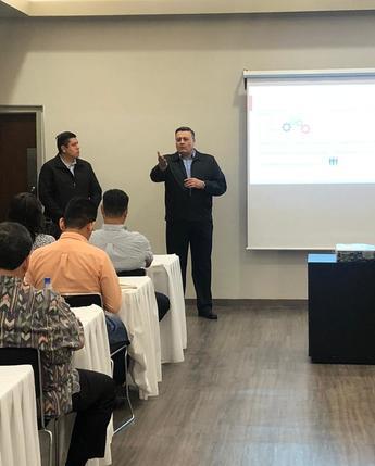 Capacitación de productores de Coahuila, Tamaulipas y Chihuahua sobre esquemas de cobertura de precios