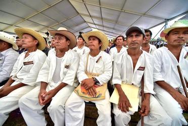 Diálogo con los Pueblos Amuzgo y Mixteco