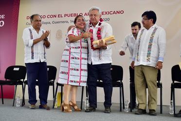 Diálogo con el Pueblo Afromexicano desde Cuajinicuilapa, Guerrero