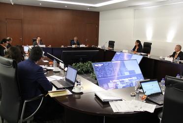 Integrantes del Consejo de Administración del CENACE