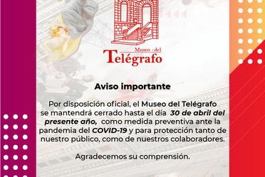 Museo del Telégrafo Cerrado