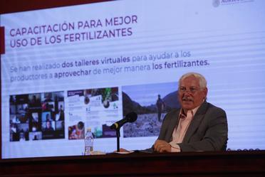 Impulsa Agricultura acciones para asegurar la producción y abasto de alimentos en etapa de emergencia sanitaria.