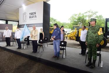El Tren Maya es de, con, y para la gente: Rogelio Jiménez Pons