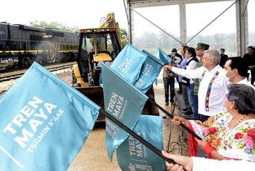 Con el Tren Maya empezamos a rescatar la  historia ferroviaria: Rogelio Jiménez Pons