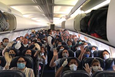 Repatriación exitosa de personas mexicanas desde Honduras y El Salvador