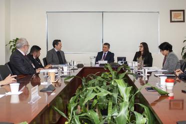 Sesión Ordinaria del Comité Interno de Análisis de Servicios Valuatorios, Propuestas y Evaluación de Peritos Valuadores