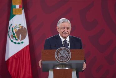Conferencia de prensa del presidente Andrés Manuel López Obrador, del 7 de julio del 2020