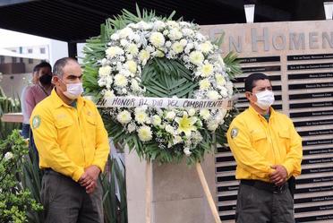 Ceremonia Día Nacional del Combatiente de Incendios Forestales 2020