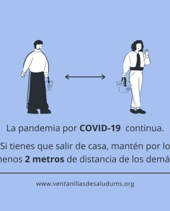 Mantente informado sobre el COVID-19