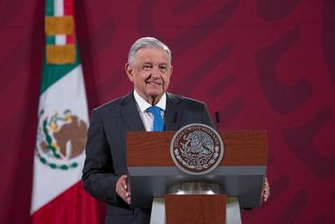 Conferencia de prensa del presidente Andrés Manuel López Obrador, del 11 de agosto del 2020