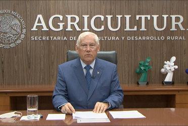 """El Secretario de Agricultura en el foro virtual de la 29 reunión del """"Acuerdo Trinacional de Agricultura"""","""