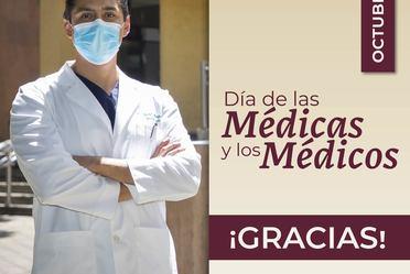 Día de la Médica y el Médico 23 de Octubre 2020 INNN