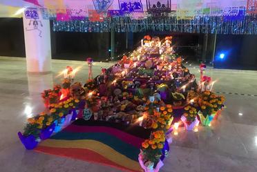 Altar del CESNAV