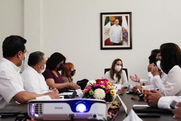 Mesa de Coordinación Interinstitucional para el Acceso a la Justicia de las Mujeres y Niñas del Estado de Campeche