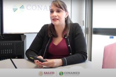 """La CONAMED, organiza el webinar: """"COVID-19 y la relación médico paciente"""""""