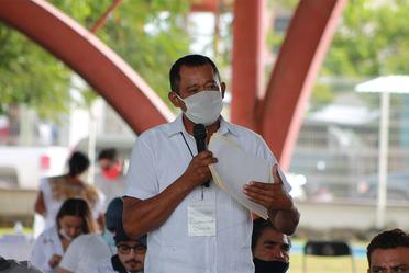El diálogo con las comunidades indígenas es permanente.