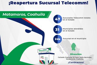 Galería de Sucursales - Coahuila