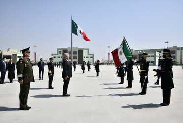 Día del Ejército Mexicano, 108 Aniversario