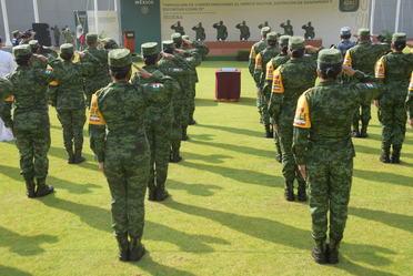 Ceremonia de Condecoraciones al Mérito Militar, Distinción de Desempeño #PLANDNIIIE y Distintivo #COVID19