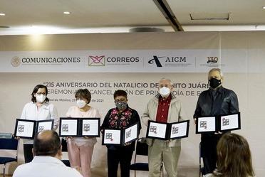 El titular de la SCT resaltó que al Benemérito de las Américas se le debe la segunda transformación de México, aquella manifestada en el periodo de la Reforma.