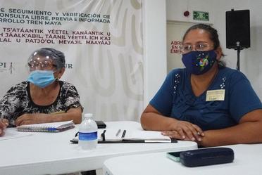 A través de Estrategia de Planeación Participativa, Tren Maya incluye la visión de comunidades indígenas