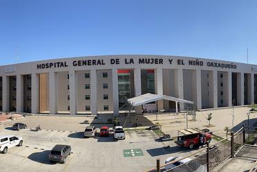 Hospital de la mujer y el niño Oaxaqueño