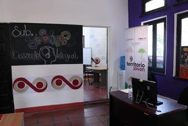Se dio apertura al centro #TerritorioJoven – Club por la Paz del municipio y a la Fábrica de Economía Solidaria de #Morelos