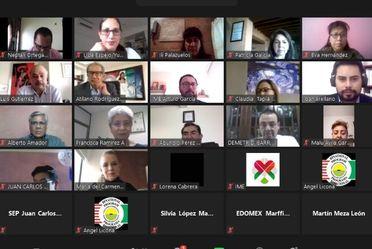 Toma de Protesta del nuevo Consejo Mexicano del Programa Binacional de Educación Migrante
