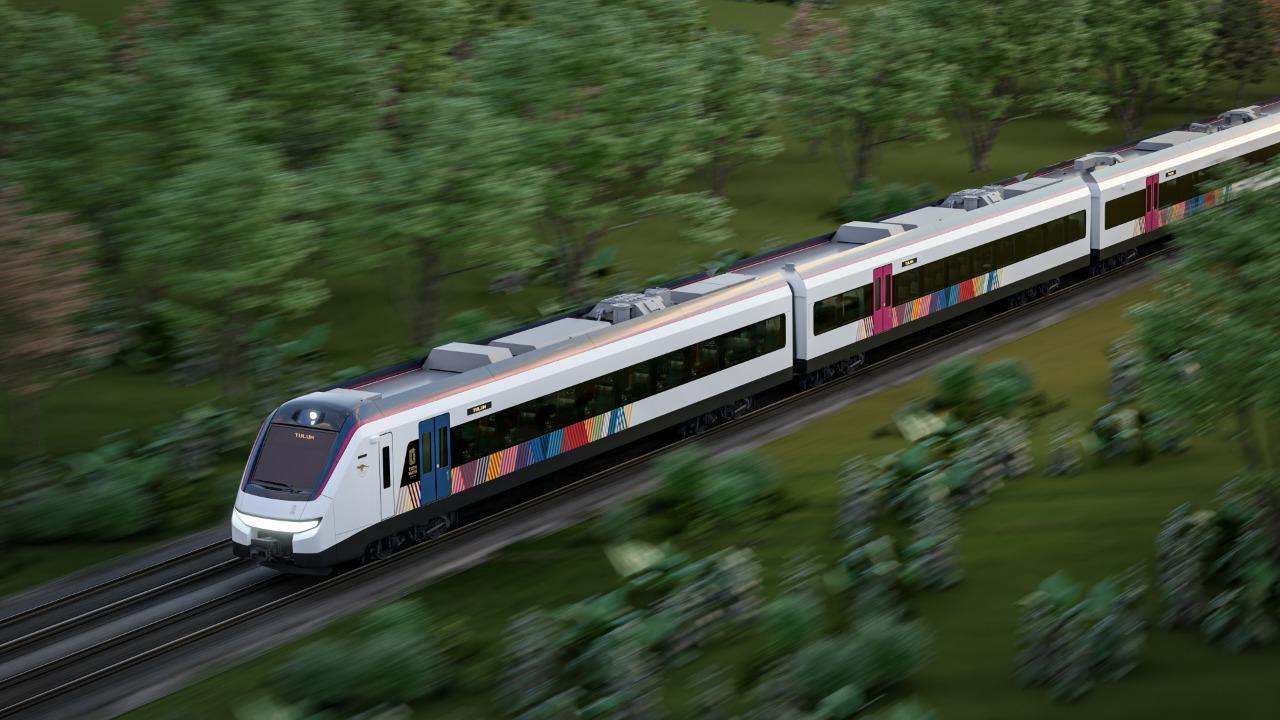 Se presentó el diseño ganador del Tren Maya en seguimiento al proceso de contratación pública.