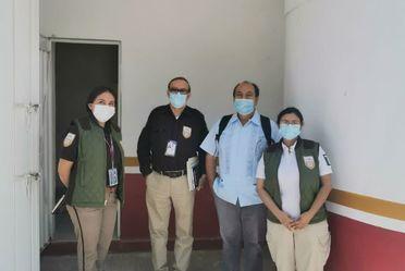 El INM en Yucatán se reunió con Comar con el propósito de atender las solicitudes de refugio de las personas extranjeras
