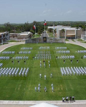 Ceremonia de Graduación de Cadetes de la Heroica Escuela Naval Militar, Generación 2021, desde Antón Lizardo, Veracruz.