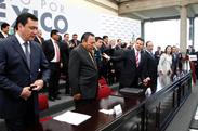 Small firma del pacto por mxico castillo de chapultepec ciudad de mxico 2 diciembre 2012 8239428226 o
