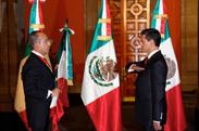 Small entrega de mando mxico df 1 diciembre 2012 8234545784 o