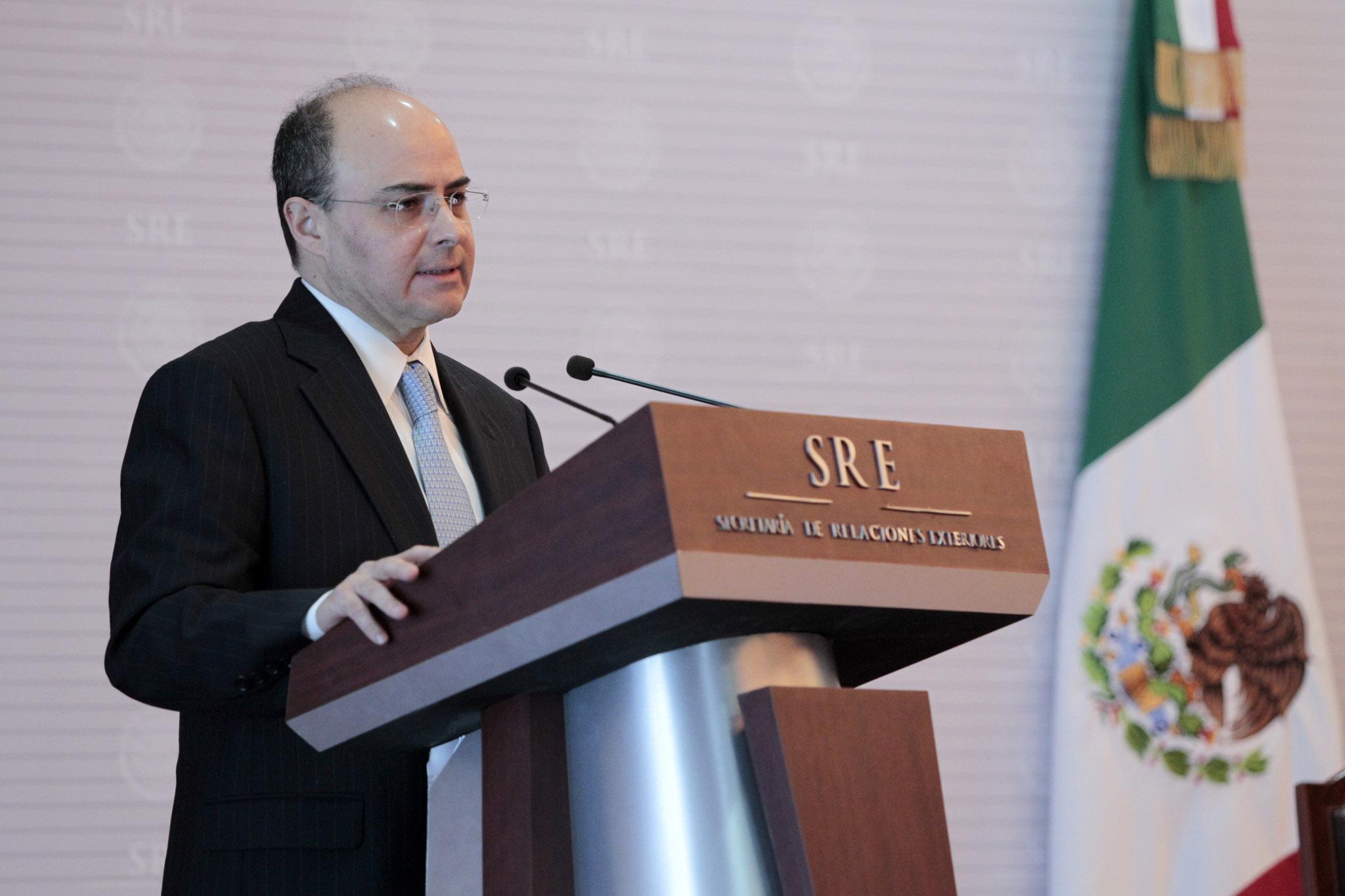 Instituto de los mexicanos en el exterior gobierno for Gobierno exterior
