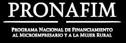 Programa Nacional de Financiamiento al Microempresario