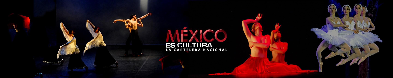 Banner México es Cultura, La Cartelera Nacional