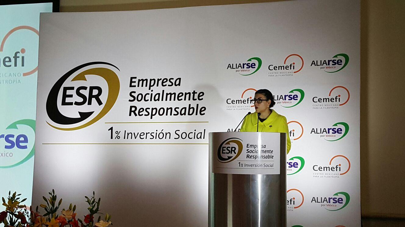 FOTO 2 Importante la participaci n del sector privado en las estrategias para combatir los rezagos sociales Vanessa Rubio.jpg