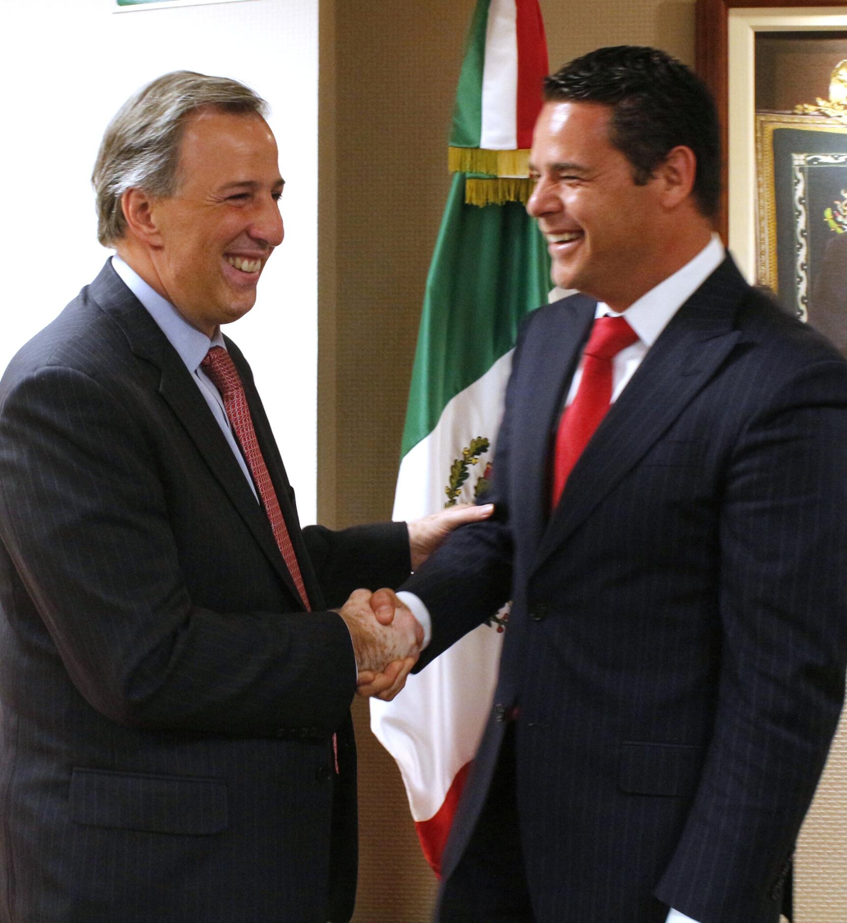 FOTO 1 Jos  Manuel Romero Coello fue designado como titular del Imjuve.jpg