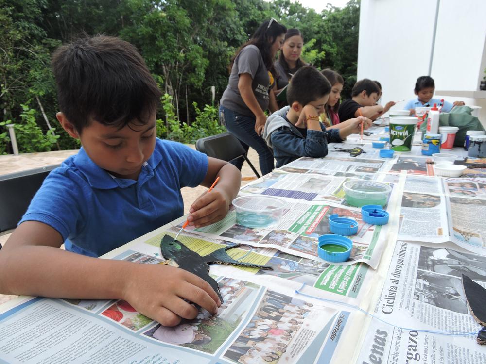 Entre recorridos de observaci n  intercambio de experiencias  actividades infantiles y proyecciones de cinejpg