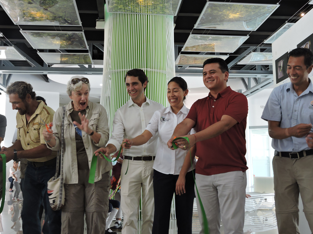 Se celebr  el S ptimo Festival de las Aves Isla Cozumel 2015jpg