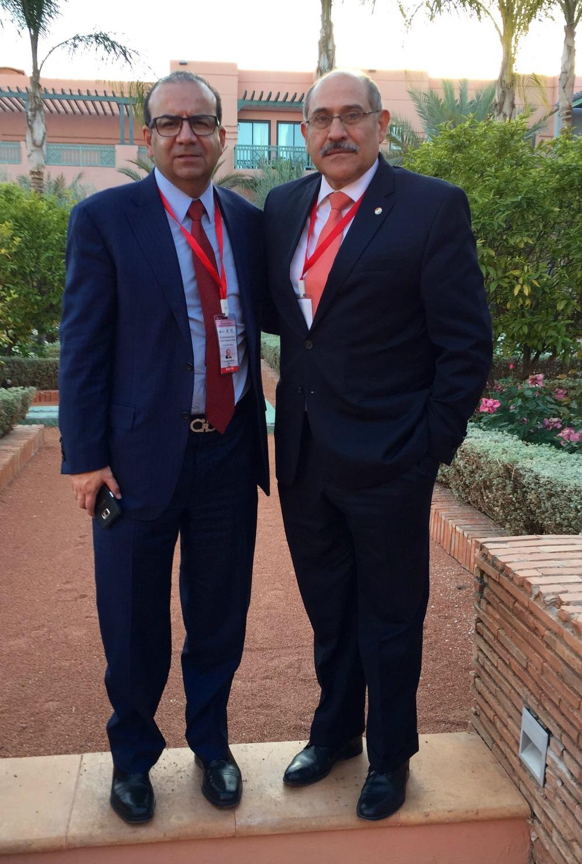 Reunion del Secretario del Trabajo y Prevision Social Alfonso Navarrete Prida con el Ministro de Trabajo Empleo y Seguridad Social de Paraguay Guillermo Sosajpg