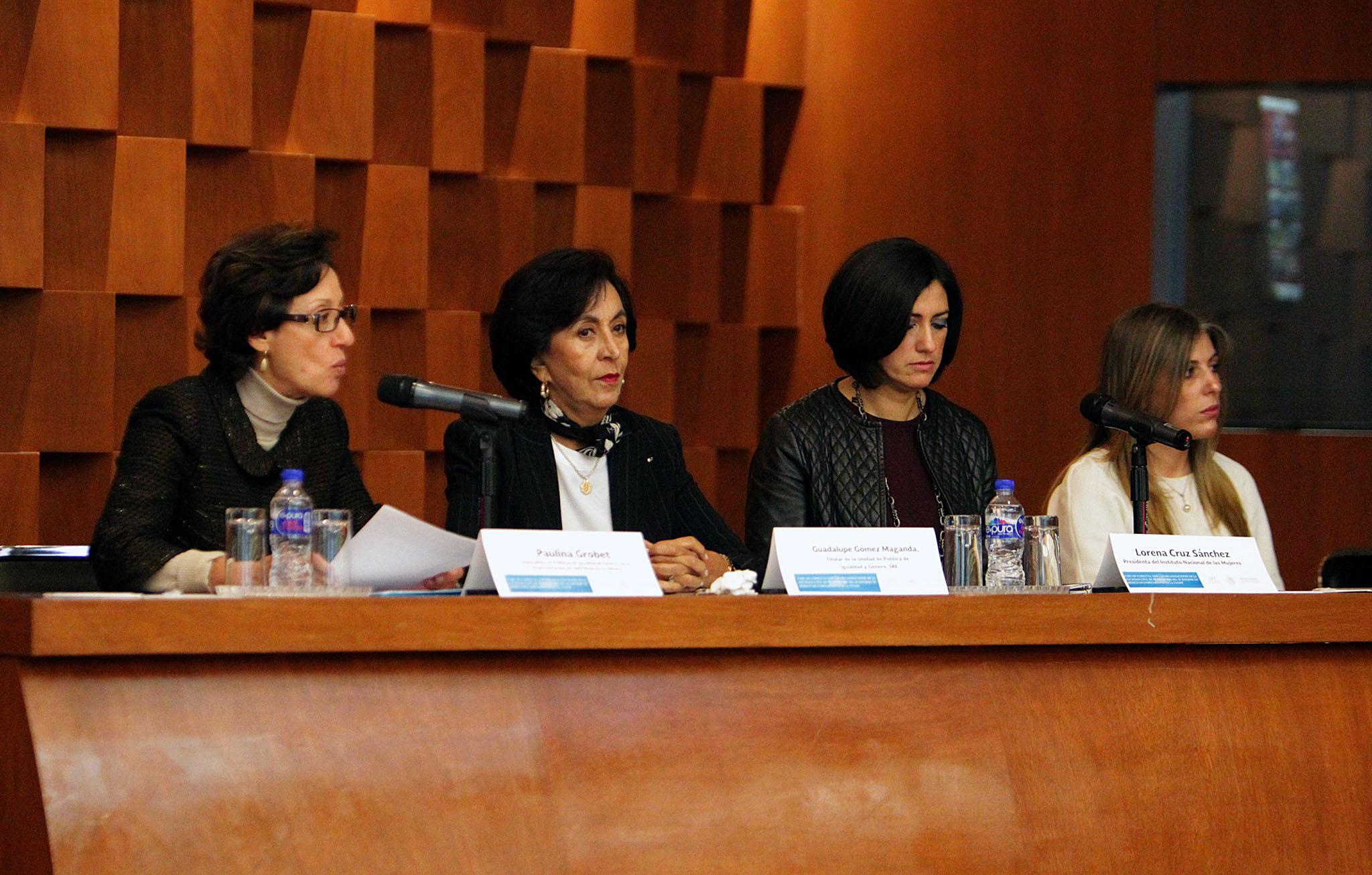 FOTO 1 Foro de Consulta con Organizaciones de la Sociedad Civil en materia de igualdad de g nerojpg