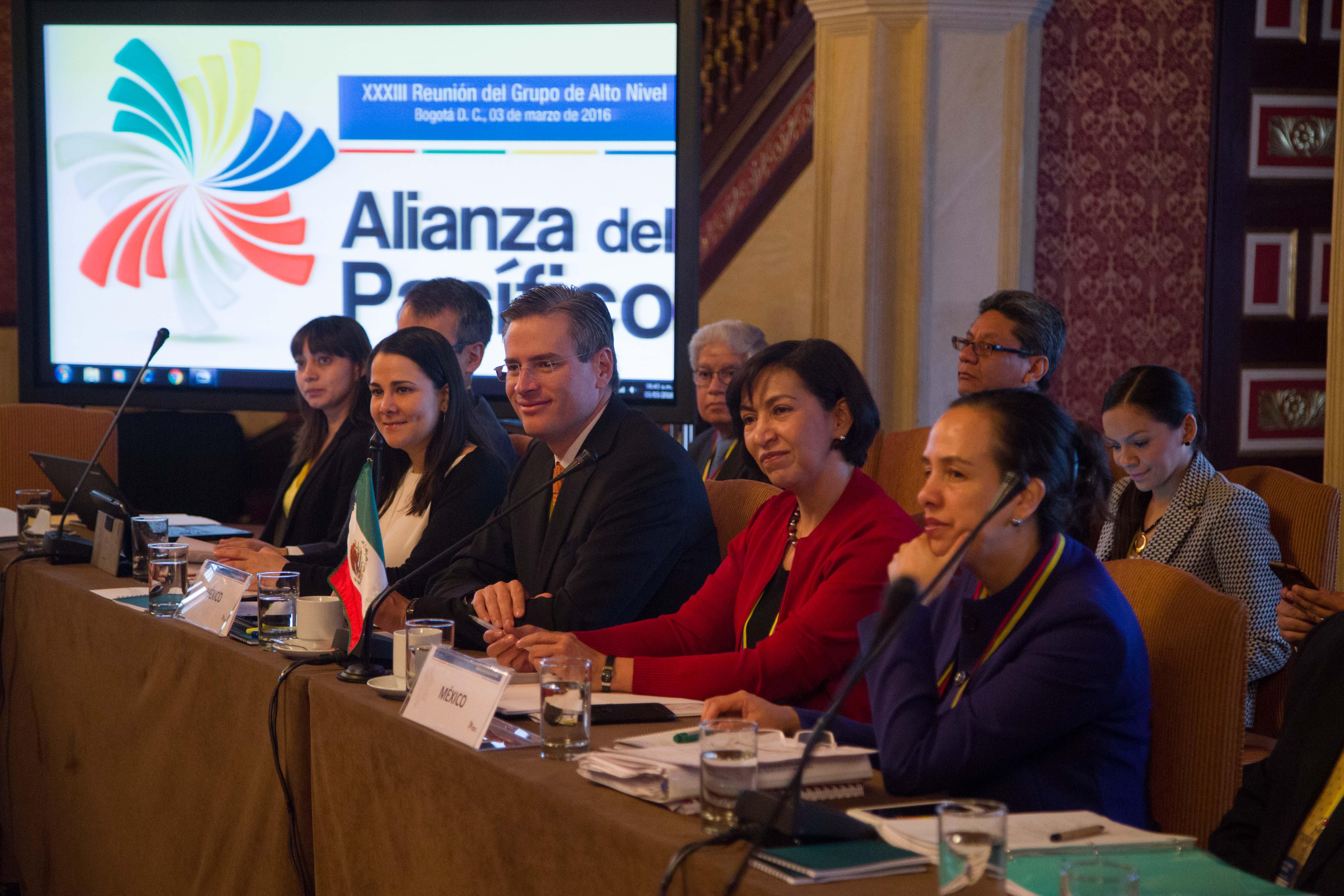 FOTO 2 Se realiz  en Bogot  la XXXIII reuni n de Viceministros de la Alianza del Pac ficojpg
