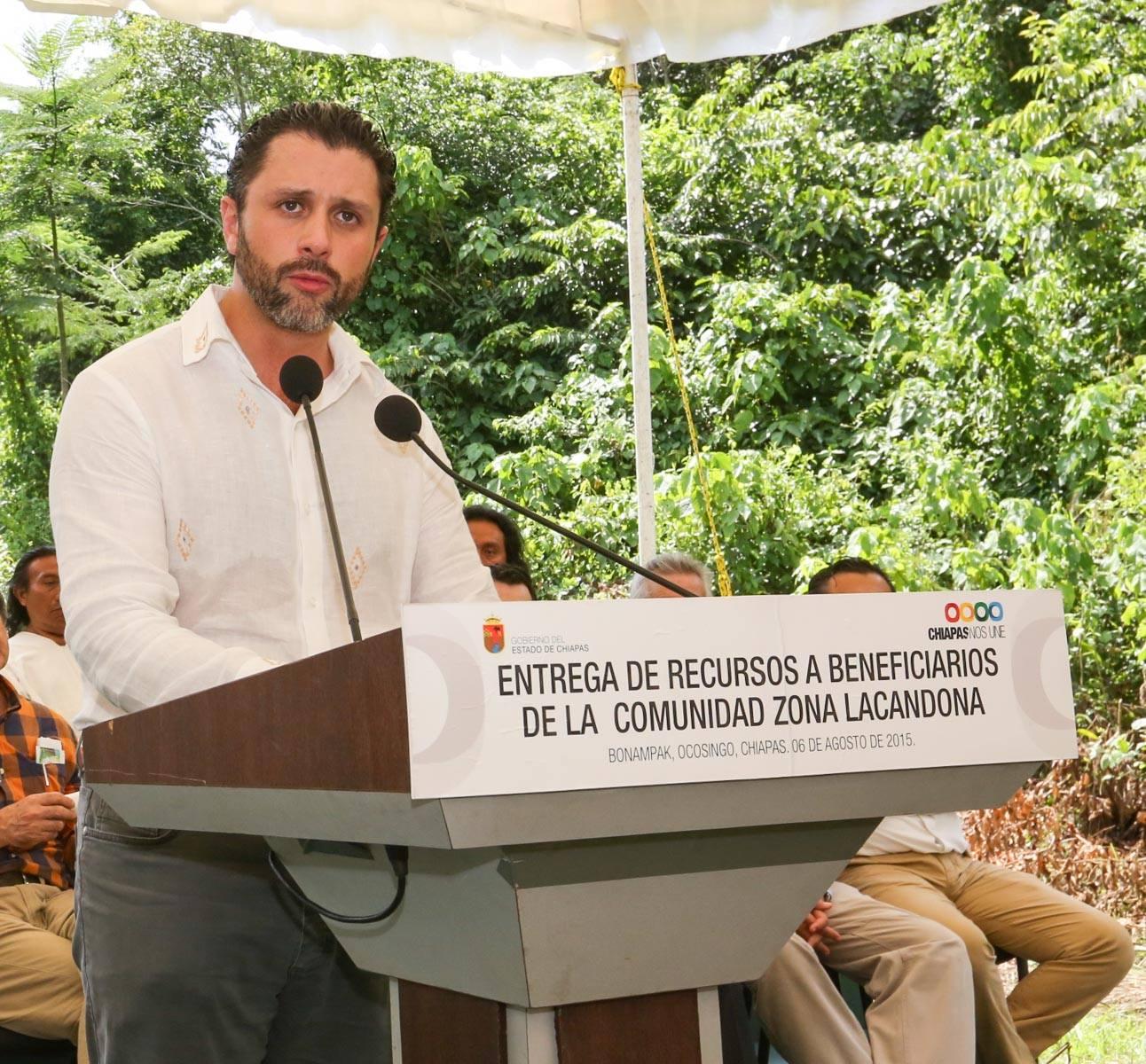 A reas protegidas si   pero con bienestar para las comunidades que las habitan  Alejandro Del Mazo Maza. Foto Icoso.jpg
