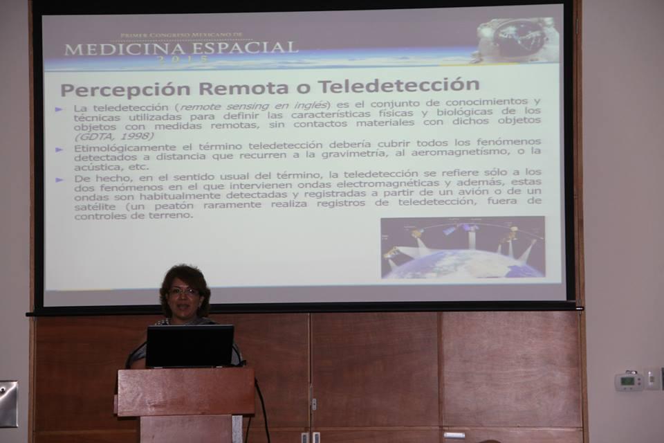 #1CMME Vigilancia epidemiológica mediante Tecnología Espacial por Guadalupe Galindo Mendoza de @UASLPAutonoma