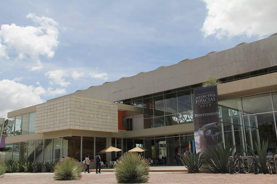 Centro Cultural Universitario Bicentenario UASLP, San Luis Potosí  http://www.aem.gob.mx/notas/congresoMexicanoMedicinaEspacial.html